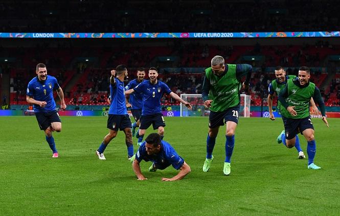 Italia đứng thứ 2 mọi thời đại về thành tích tại EURO