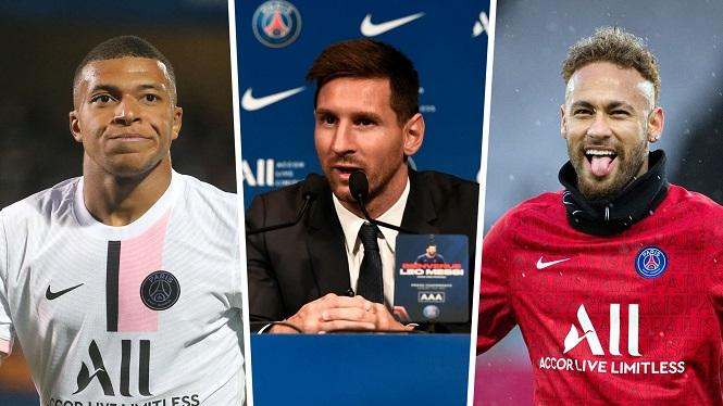 Khi nào Messi, Neymar và Mbappe chơi cùng nhau ở PSG?