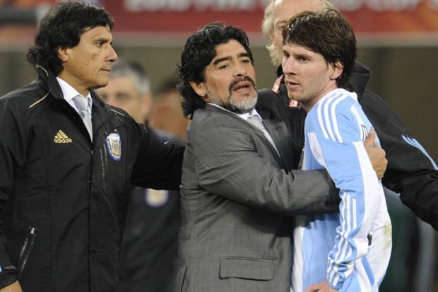 Gia đình Messi đăng đàn đáp trả những chỉ trích của Diego Maradona - Ảnh 4.