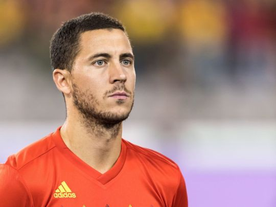 """Chelsea áp dụng chiến thuật """"đánh bằng sóng tiền"""" ngăn Eden Hazard gia nhập Real Madrid - Ảnh 1."""