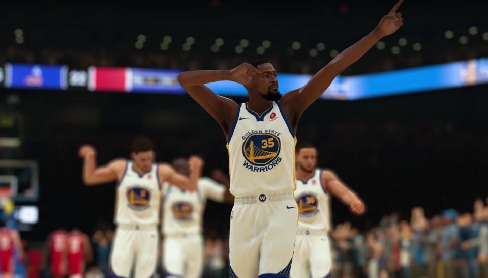 Top 10 ngôi sao có điểm số cao nhất NBA 2K19 - Ảnh 9.