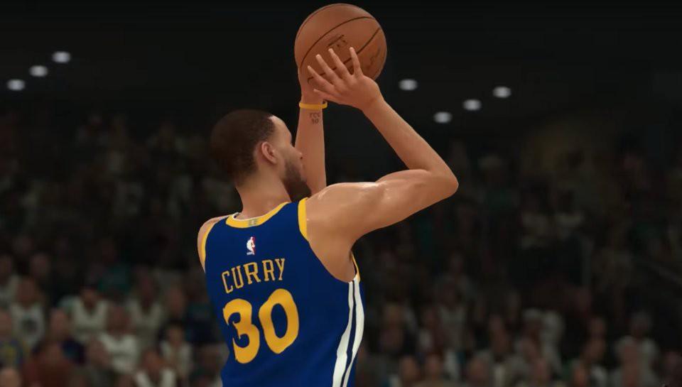 Top 10 ngôi sao có điểm số cao nhất NBA 2K19 - Ảnh 7.