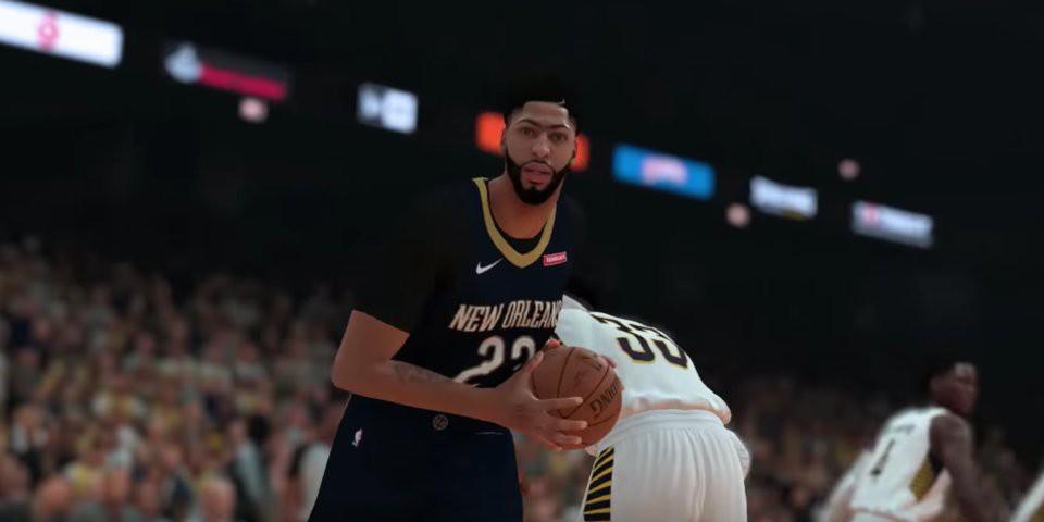 Top 10 ngôi sao có điểm số cao nhất NBA 2K19 - Ảnh 5.