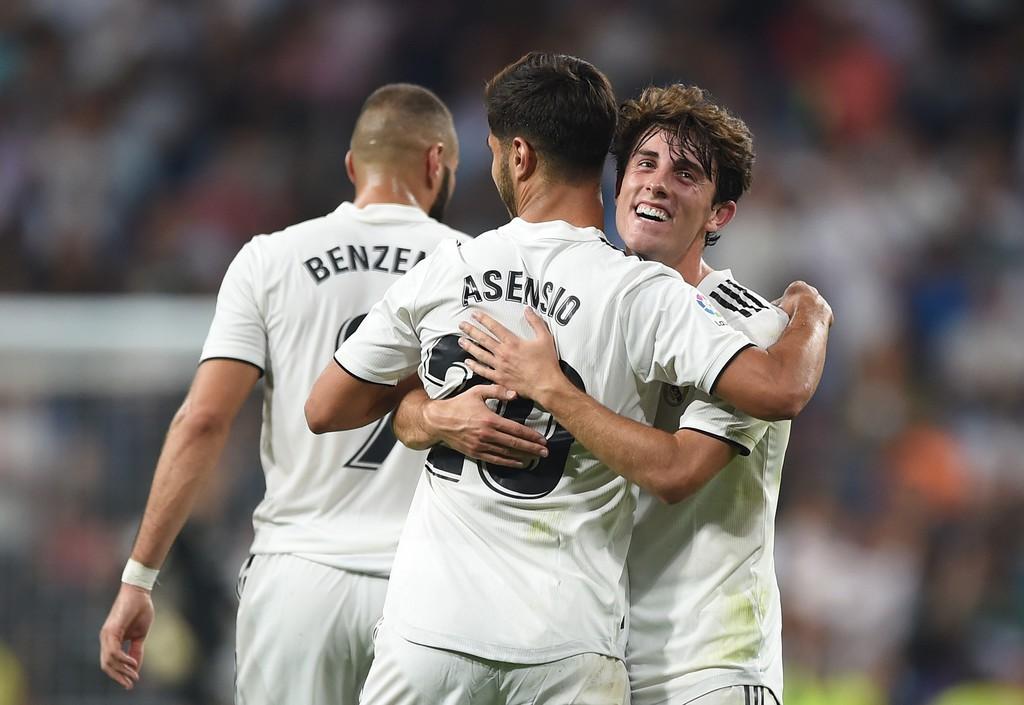 """Sung mãn khi trở lại, Real Madrid chữa khỏi """"virus FIFA"""" từ 5 năm gần đây - Ảnh 3."""