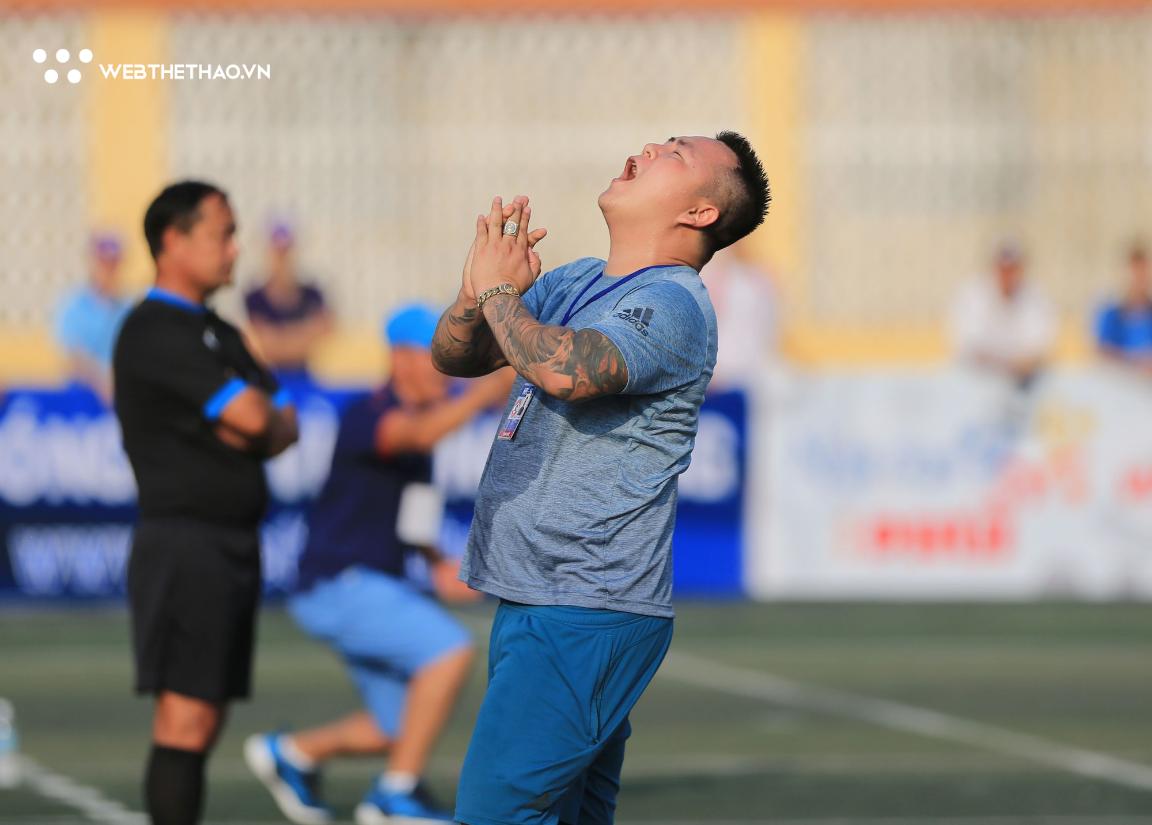 FC Gia Việt: Khi thất bại là bài học và động lực cho chặng đường dài - Ảnh 2.