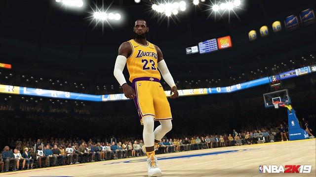 Triều đại Golden State Warriors bá đạo thế nào trong NBA 2K19? - Ảnh 3.