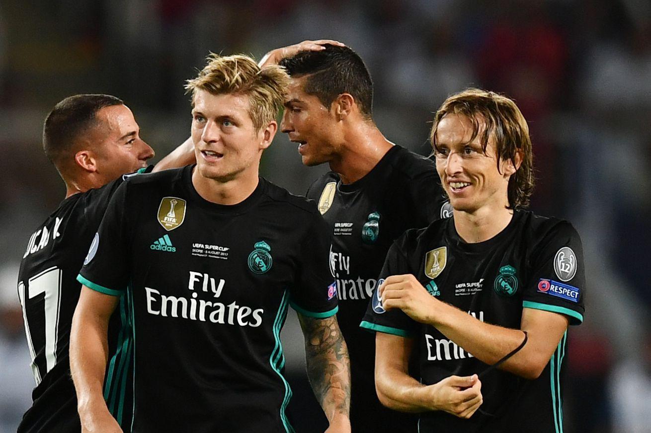 Real Madrid khủng hoảng vì mất bộ não Kroos - Modric? - Ảnh 6.