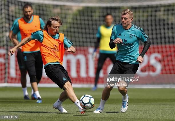 Real Madrid khủng hoảng vì mất bộ não Kroos - Modric? - Ảnh 3.