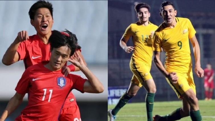 Trực tiếp VCK U19 châu Á 2018: U19 Hàn Quốc – U19 Australia - Ảnh 3.