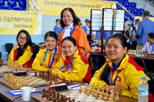 Bạch Ngọc Thùy Dương bất ngờ vô địch  cờ vua trẻ thế giới 2018 - Ảnh 1.