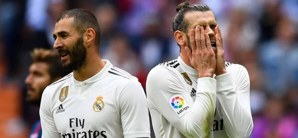 Bị VAR từ chối bàn thắng, Real Madrid chính thức lập kỷ lục buồn về thời gian khô hạn - Ảnh 1.