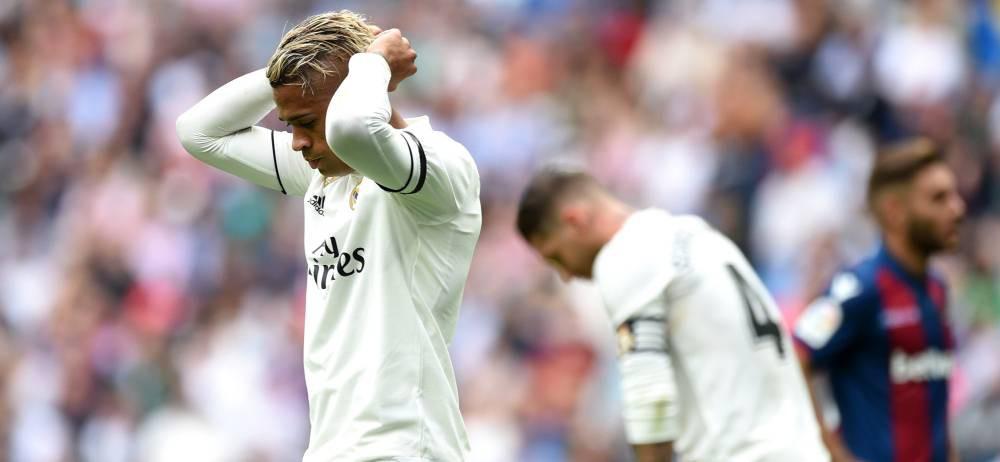 Bị VAR từ chối bàn thắng, Real Madrid chính thức lập kỷ lục buồn về thời gian khô hạn - Ảnh 2.