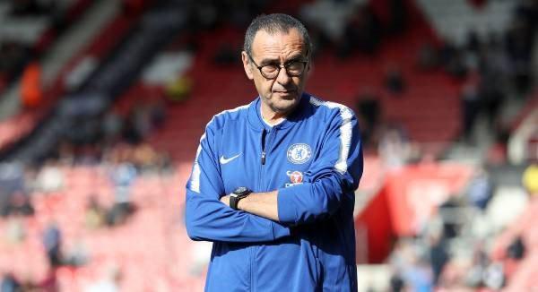 Jose Mourinho hẳn phải hài lòng khi nghe Sarri nói về mình trước cuộc đối đầu giữa Chelsea và Man Utd - Ảnh 1.