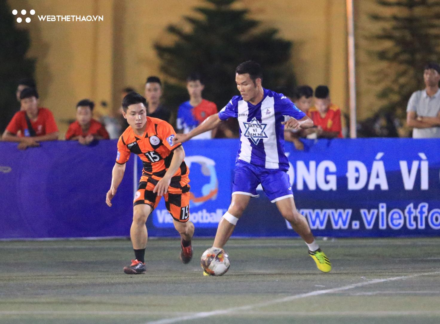 Link trực tiếp Giải Ngoại hạng Cúp Vietfootball - HPL-S6 Vòng 2 - Ảnh 2.