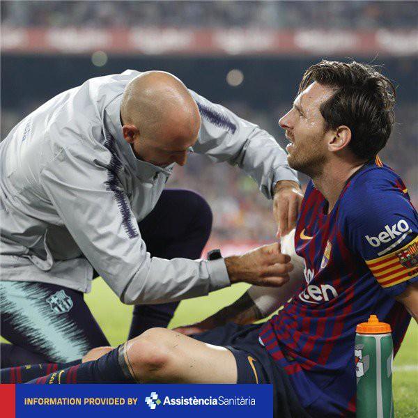 Không The Best, không Qủa bóng vàng và giờ không El Clasico cho Messi và Ronaldo - Ảnh 1.