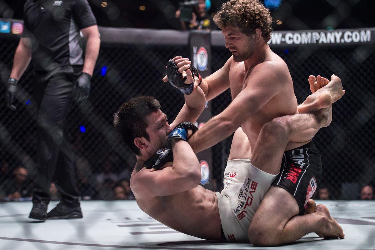 Ben Askren cho biết 98% anh sẽ thi đấu tại UFC - Ảnh 4.
