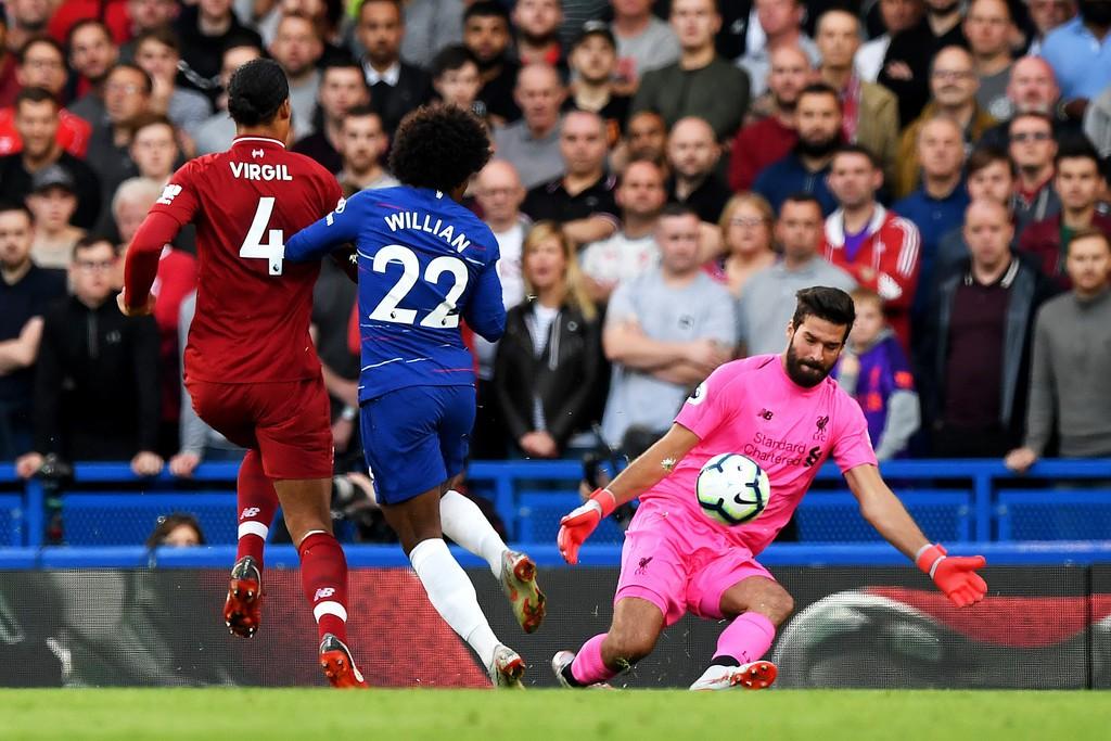 2 thống kê kinh ngạc cho thấy tầm quan trọng của Alisson và Van Dijk đối với Liverpool - Ảnh 6.