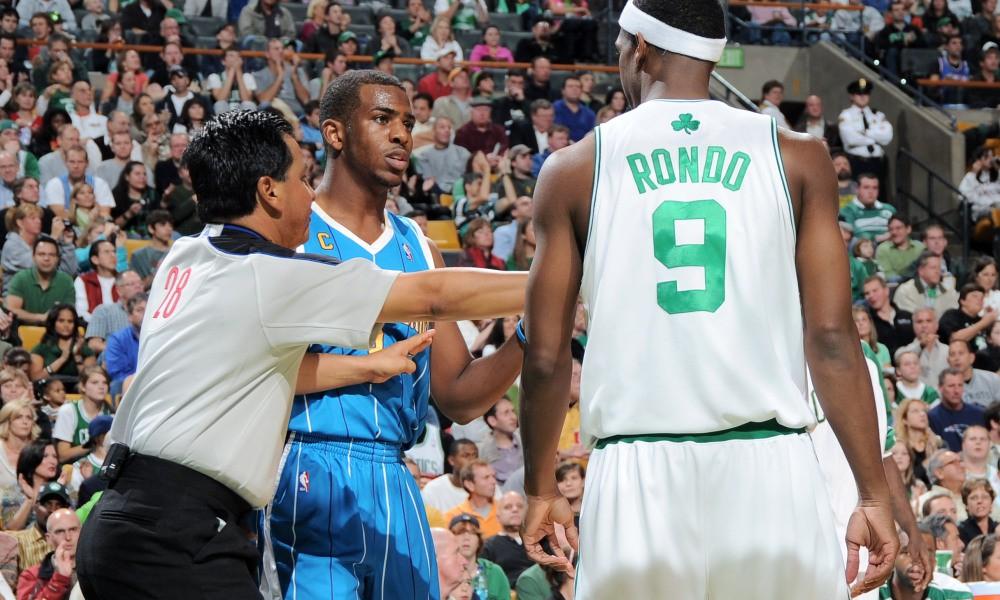 Liên quan gì khi Rajon Rondo mang lí do Chris Paul là đồng đội tồi để bào chữa việc nhổ nước bọt? - Ảnh 3.