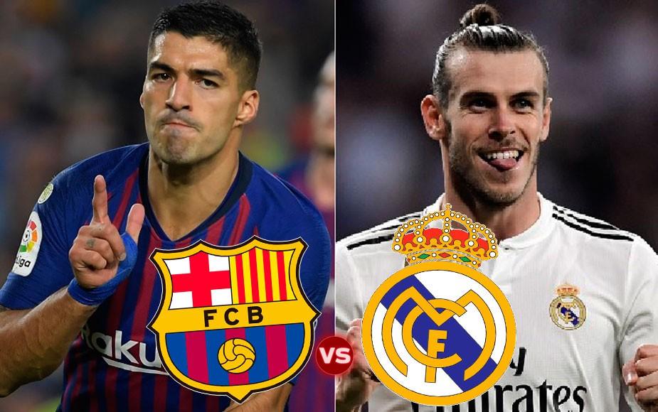 Không còn Ronaldo, ngôi sao nào ghi bàn nhiều nhất cho Real tại El Clasico? - Ảnh 1.