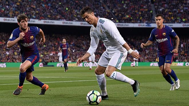 Không còn Ronaldo, ngôi sao nào ghi bàn nhiều nhất cho Real tại El Clasico? - Ảnh 3.
