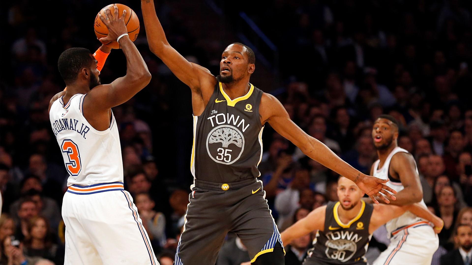 Trong lúc Golden State Warriors thăng hoa, Kevin Durant lại phát ngôn khiến Dub Nation hoang mang tột độ - Ảnh 3.