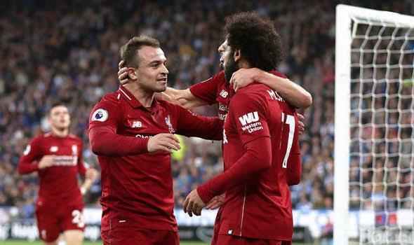 Choáng với tốc độ đóng góp bàn thắng của Shaqiri cho Liverpool mùa này - Ảnh 3.