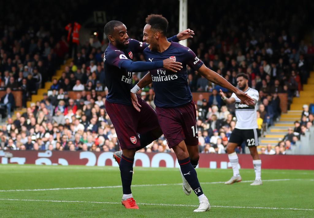 Hàng công Arsenal thay đổi ngoạn mục thế nào để có thêm 11 bàn thắng? - Ảnh 1.