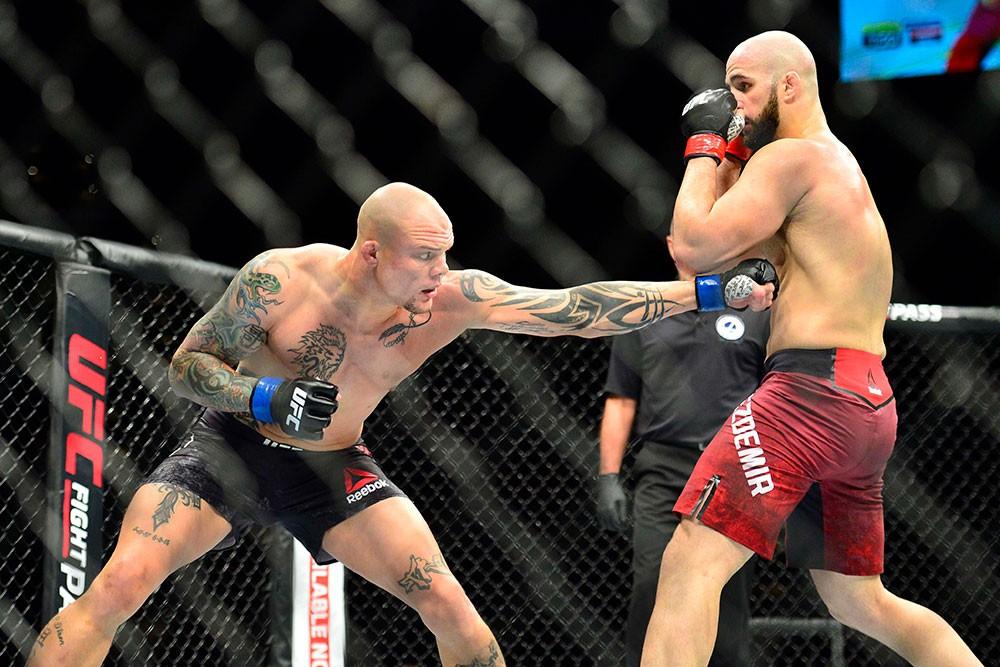 Anthony Smith đòi hạ gục Jon Jones sau chiến thắng tại UFC Fight Night - Ảnh 3.