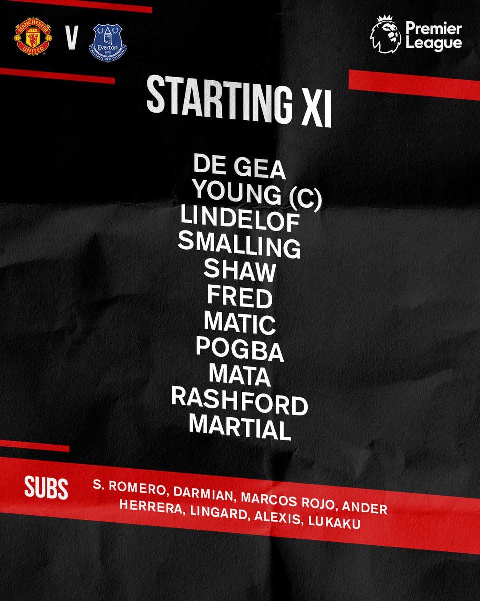 Lukaku đỡ quả bóng không nổi, NHM Man Utd vỗ tay ủng hộ lý do Mourinho cho tiền đạo người Bỉ dự bị trước Everton - Ảnh 1.
