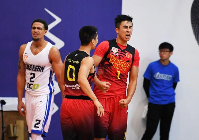 CHÍNH THỨC: Không phải Stefan Nguyễn mà Tim Waale mới là cái tên thứ 12 trong đội hình Saigon Heat - Ảnh 2.