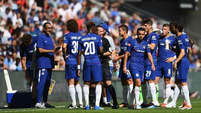 Willian tiết lộ sự khác biệt giữa Sarri với Mourinho và Conte - Ảnh 3.