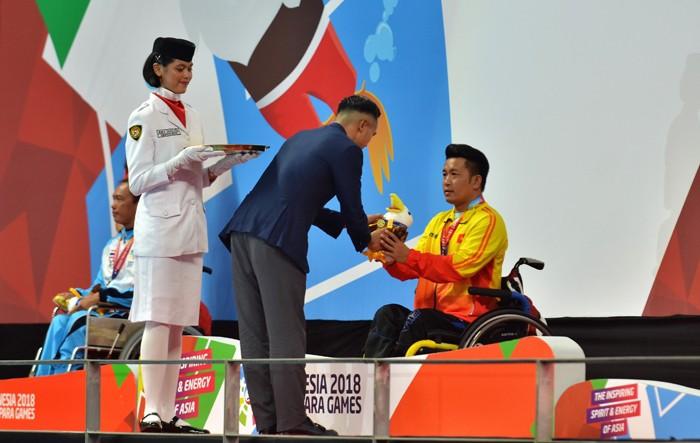 Nguyễn Thành Trung: Thần tài của ĐT bơi người khuyết tật Việt Nam - Ảnh 3.