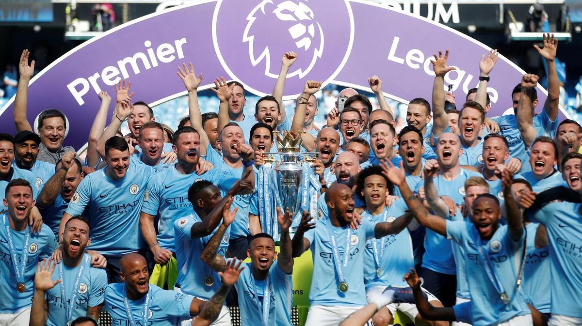 Vì sao Man City có thể phá vỡ kỷ lục điểm số tại giải Ngoại hạng Anh từng lập mùa trước? - Ảnh 1.