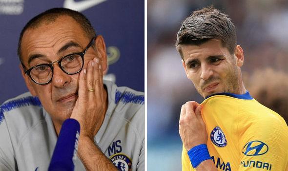 Số liệu thống kê cho thấy Alvaro Morata đang lạc lối ở Chelsea như thế nào - Ảnh 5.