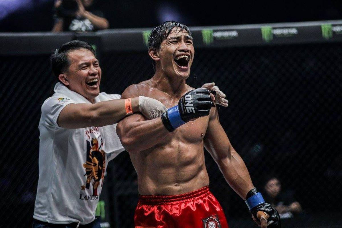 Eduard Folayang trở lại ngôi vô địch Lightweight ONE Championship - Ảnh 2.