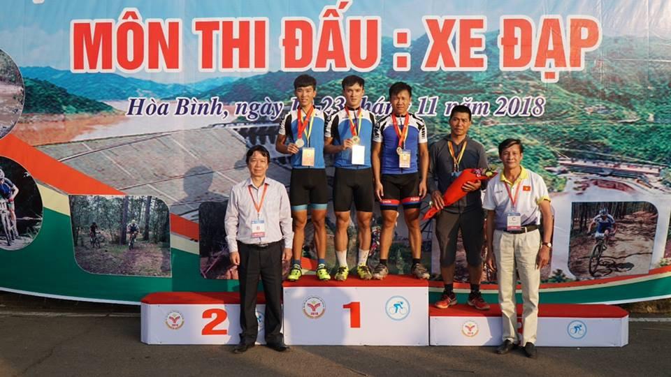 Xe đạp địa hình Đại hội TDTT toàn quốc 2018: Hòa Bình, niềm tự hào của các tỉnh miền núi - Ảnh 1.