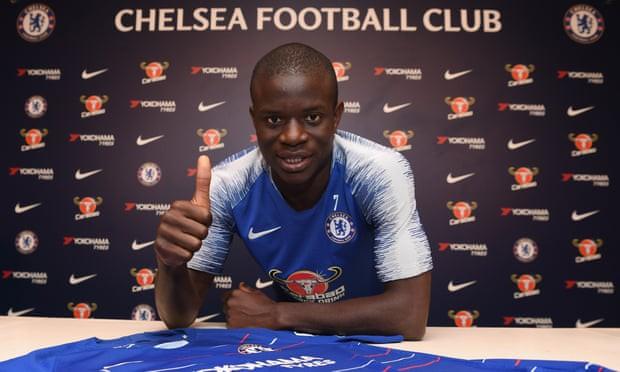 Chính thức: NGolo Kante gia hạn hợp đồng với Chelsea cùng mức lương cao nhất lịch sử CLB - Ảnh 1.