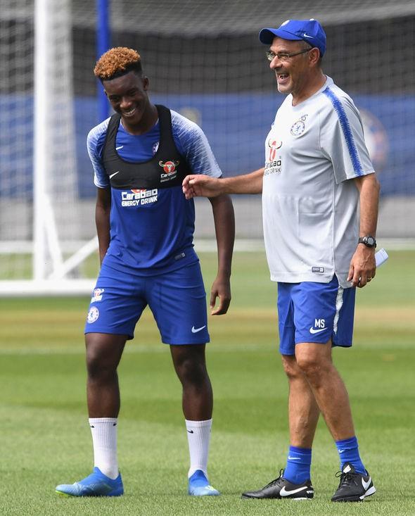 Chelsea đứng trước nguy cơ mất trắng ngôi sao trẻ sáng giá nhất lò đào tạo vì... Maurizio Sarri - Ảnh 3.