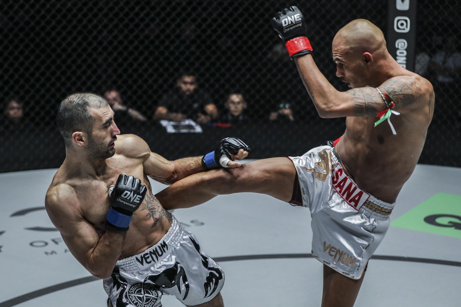 Anh em nhà Petrosyan, niềm vui không trọn vẹn tại ONE Championship - Ảnh 9.
