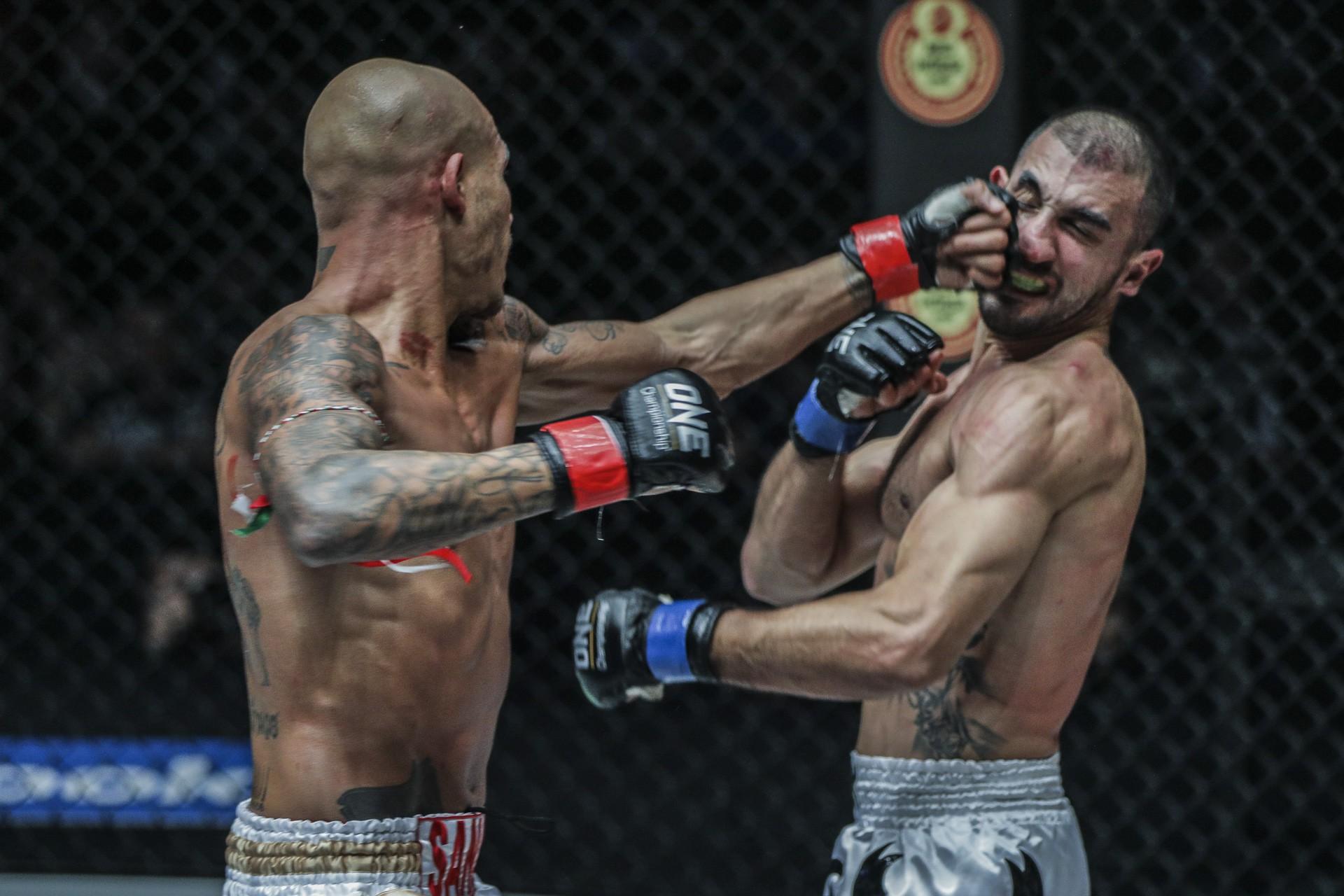 Anh em nhà Petrosyan, niềm vui không trọn vẹn tại ONE Championship - Ảnh 6.