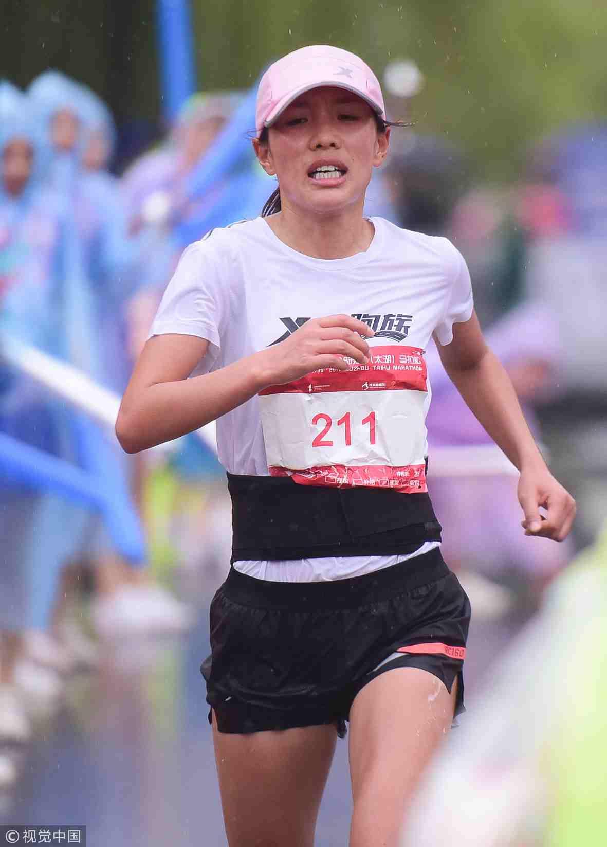 Trung Quốc tuýt còi giải chạy marathon thiếu chuyên nghiệp khiến VĐV chủ nhà mất chức vô địch - Ảnh 5.