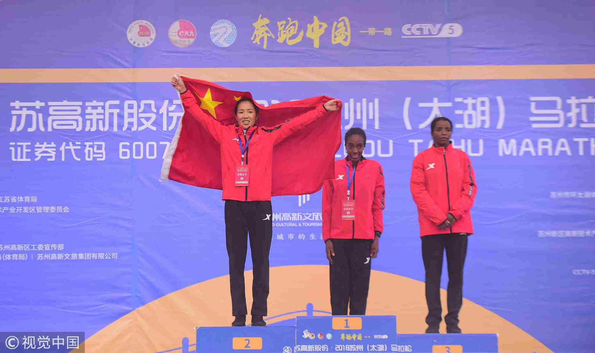 Trung Quốc tuýt còi giải chạy marathon thiếu chuyên nghiệp khiến VĐV chủ nhà mất chức vô địch - Ảnh 6.