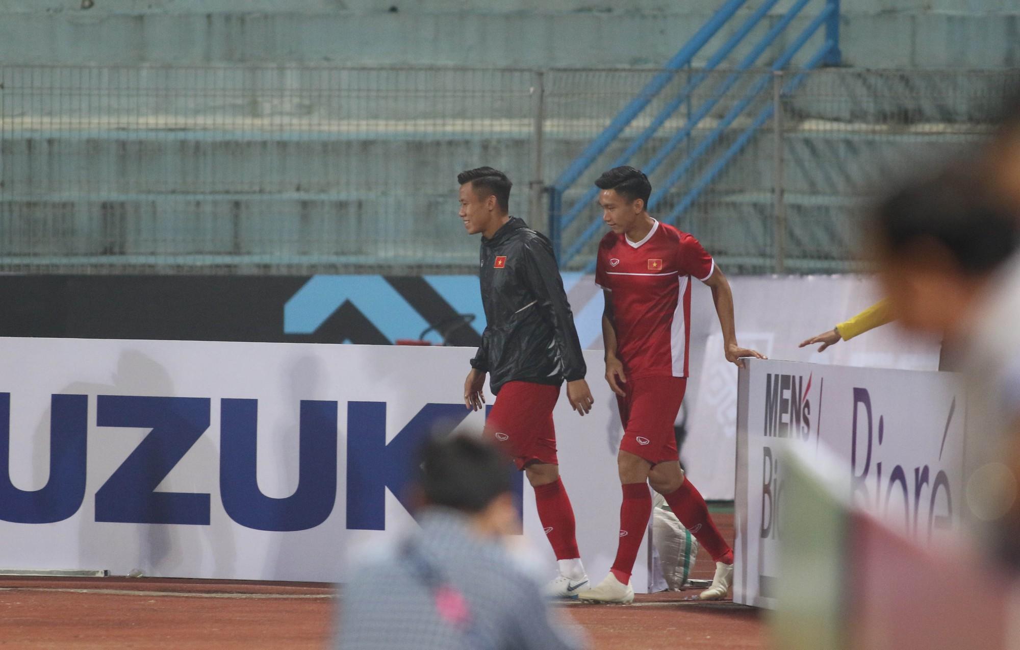 HLV Park Hang Seo cấm cầu thủ vượt rào trước trận gặp Campuchia - Ảnh 2.