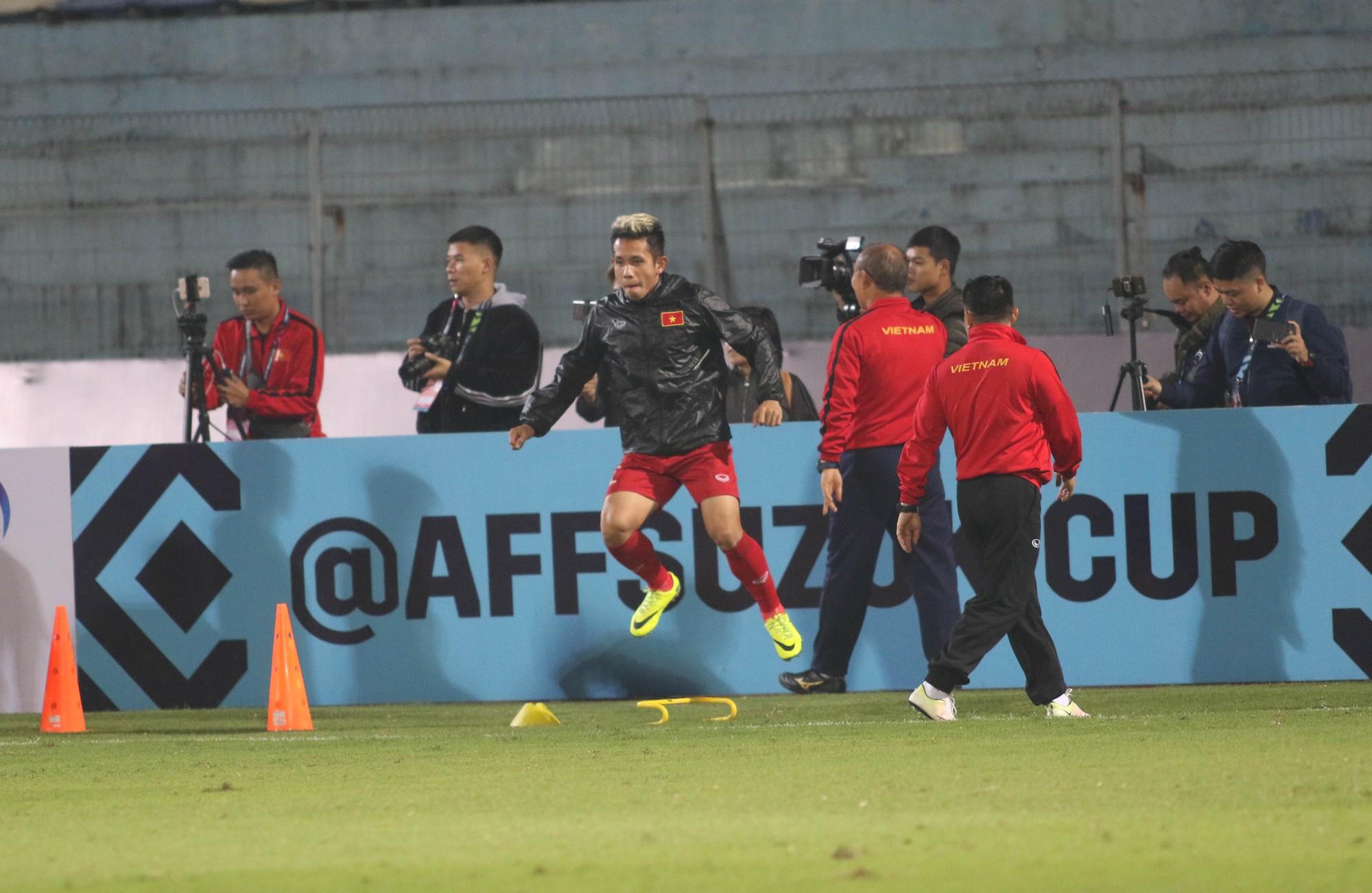 HLV Park Hang Seo cấm cầu thủ vượt rào trước trận gặp Campuchia - Ảnh 3.