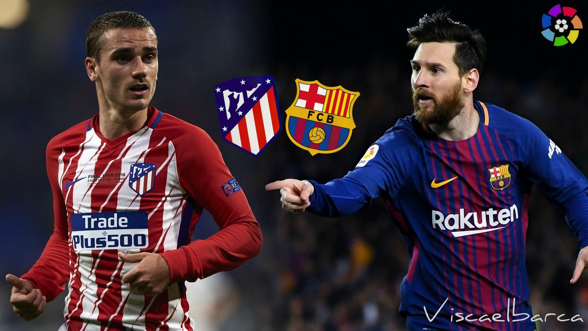Atletico Madrid có cơ hội đánh bại được Barcelona? - Ảnh 1.