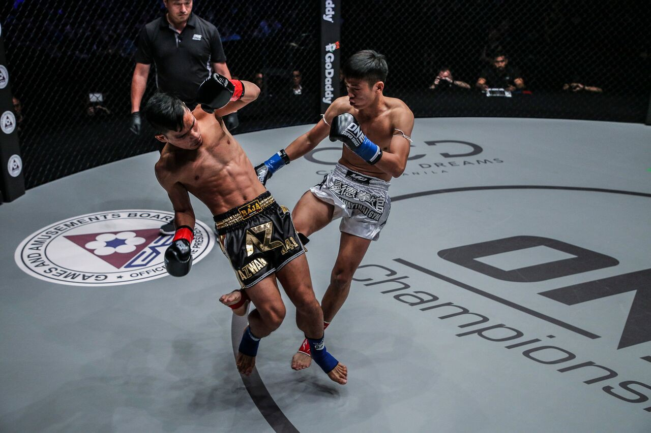 TRỰC TIẾP ONE: CONQUEST OF CHAMPIONS - Ảnh 10.