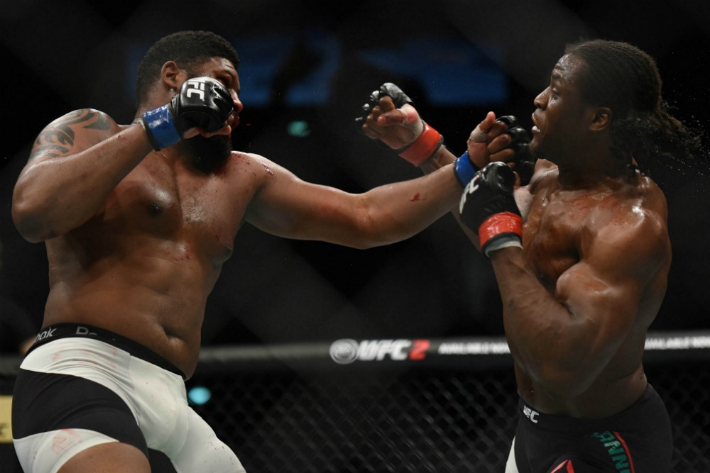 TRỰC TIẾP UFC Fight Night 141: Curtis Blaydes vs. Francis Ngannou 2 - Ảnh 13.