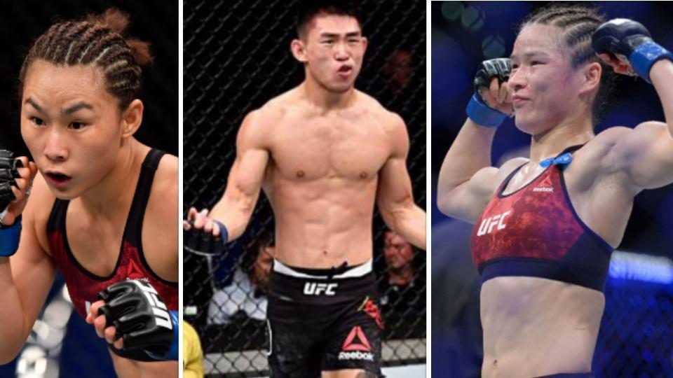 3 lý do để bạn đừng bỏ lỡ UFC Fight Night Bắc Kinh - Ảnh 3.