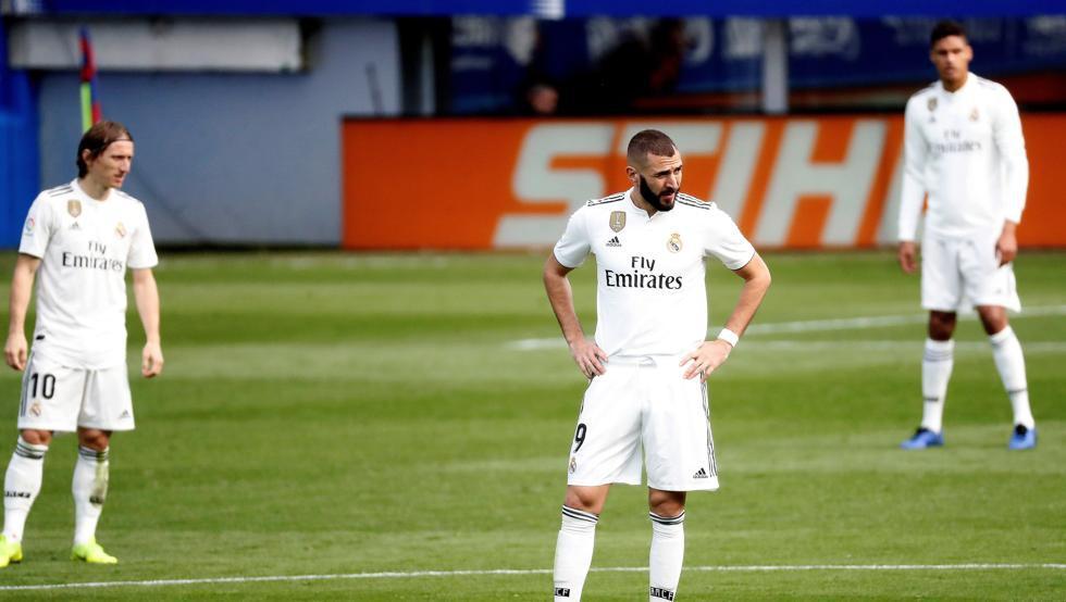 Bệnh xa nhà và những điểm nhấn khi Real thua sốc trước Eibar - Ảnh 5.