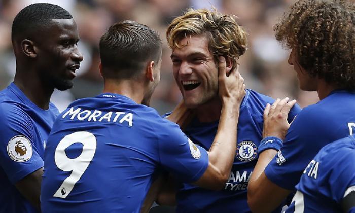"""""""Lời nguyền Wembley"""" mang lại lợi thế cho Chelsea trước Tottenham - Ảnh 8."""